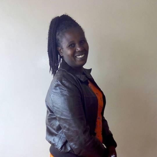 Esther  Mburia